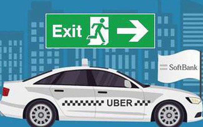 Không phải Grab, chính Softbank mới là thế lực đứng sau gây sức ép khiến Uber buông súng trên khắp các mặt trận châu Á?