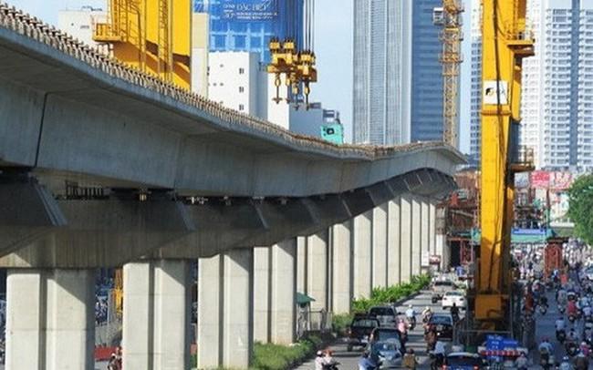 Kết quả hình ảnh cho đường sắt trên cao Cát Linh Hà Đông