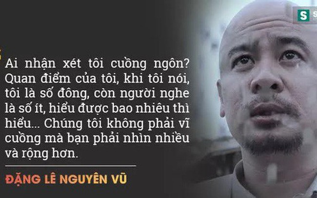 """Đặng Lê Nguyên Vũ: """"Lúc xảy ra tai nạn, tôi đã nghĩ số mình đến đây là hết!"""""""