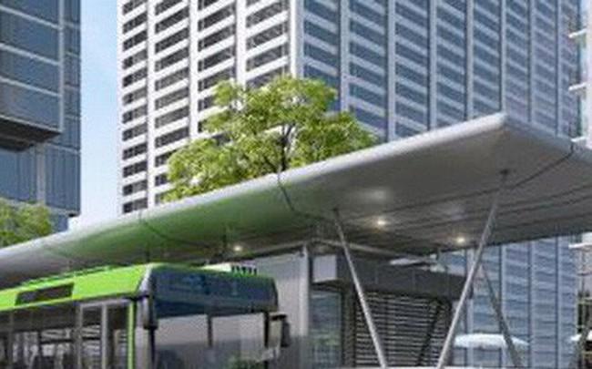 Hà Nội dừng triển khai tuyến buýt nhanh BRT Kim Mã-Hòa Lạc