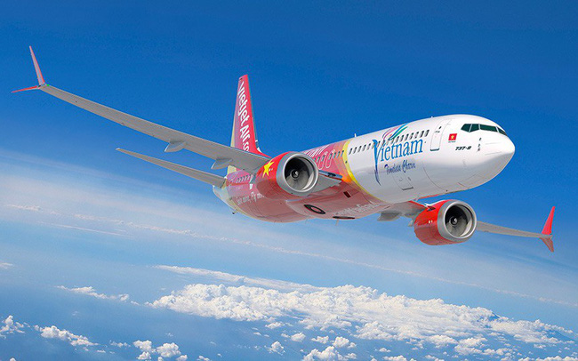 Vietjet mở đường bay thẳng đến Ấn Độ
