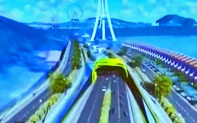 Dự án đường hầm vượt biển 8.000 tỷ tại Quảng Ninh: Dự kiến khởi công trong tháng 9/2019