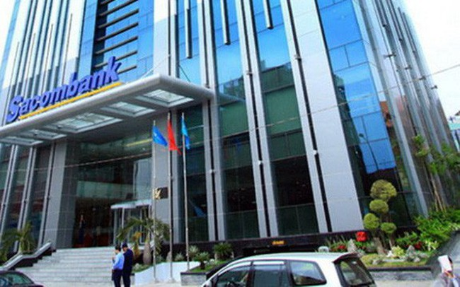 Một sếp Sacombank bán ra hơn 253.000 cổ phiếu