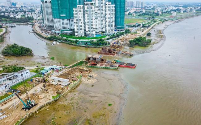 Những tuyến kênh rạch nào tại TP.HCM sẽ được di dời và kêu gọi đầu tư ngay trong năm 2018?