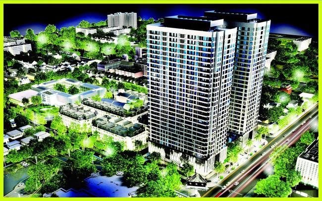 Thêm dự án chung cư mới có giá hơn 2 tỉ đồng ngay trung tâm quận Thanh Xuân (Hà Nội)