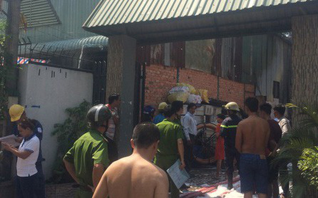 Cháy kho cáp viễn thông ở Sài Gòn, nhiều nhân viên tháo chạy tán loạn