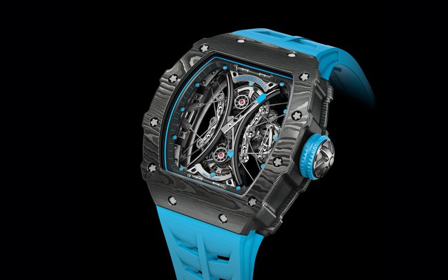 Lấy cảm hứng từ môn thể thao quý tộc Polo, Richard Mille bán đồng hồ với giá gần 1 triệu USD