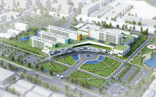 TP.HCM muốn đầu tư xây dựng hàng loạt bệnh viện vệ tinh