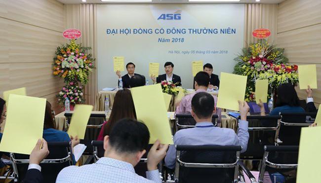 ASG tổ chức thành công đại hội cổ đông thường niên năm 2018 và quyết định niêm yết cổ phiếu trên HOSE