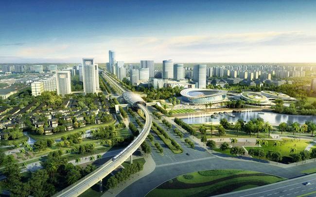 Bài toán cho thành phố vệ tinh phía Đông TP. Hồ Chí Minh