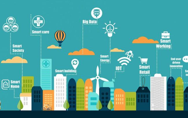 """Việt Nam sắp có """"siêu dự án thành phố thông minh"""" vài chục tỷ USD nhưng một thành phố thông minh có thể có những gì?"""