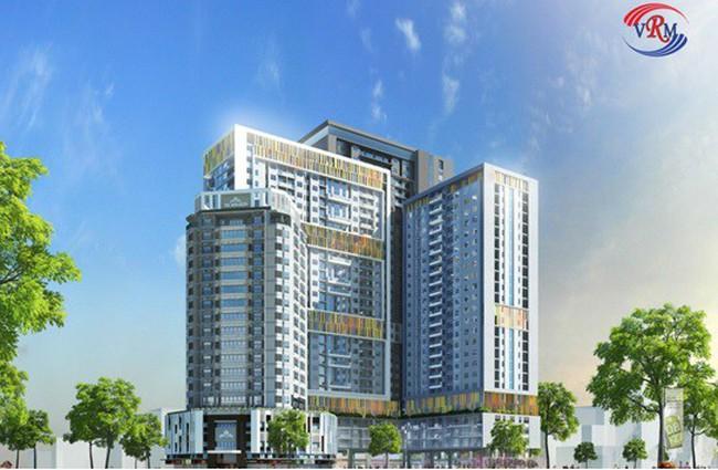 Sàn VRM mở bán những căn hộ đẹp nhất Monarchy  tại Hà Nội ngày 1-4