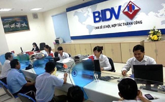 Đẩy mạnh bán lẻ, lợi suất cho vay khách hàng của BIDV tăng mạnh