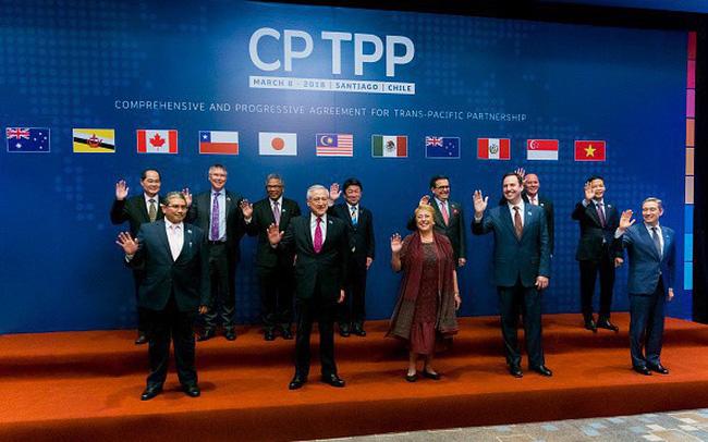Nhìn lại chặng đường thăng trầm mà Hiệp định thế kỷ CPTPP đã trải qua