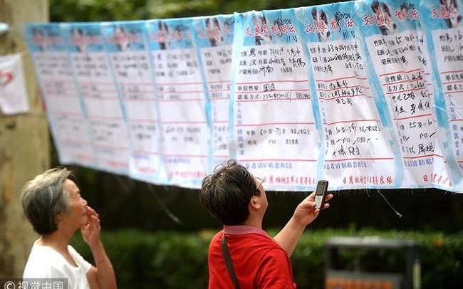 Bi hài chuyện môi giới hôn nhân ở Trung Quốc