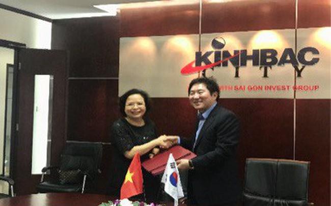 Triển vọng lớn cho KBC từ dự án 150 triệu USD của Samkwang
