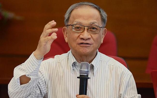 Chuyên gia kinh tế Lê Đăng Doanh: 'Cần phân tích, đánh giá thận trọng'