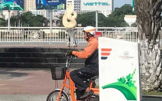 Lazada tuyên bố lập đội giao hàng bằng xe đạp điện, thậm chí đi bộ, khối lượng đơn hàng xử lý gấp 4 lần xe máy