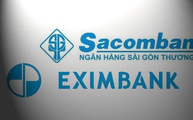 Sacombank, Eximbank và một khác biệt