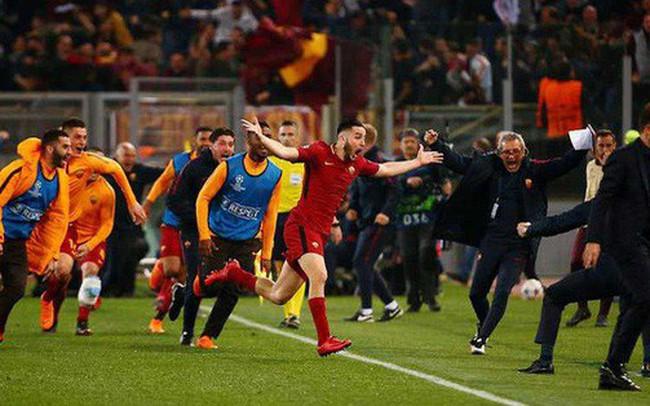 Chấn động: Barcelona bị loại đầy cay đắng sau cuộc lội ngược dòng không tưởng của AS Roma