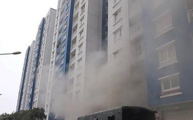 Thông tin mới nhất vụ cháy chung cư Carina và chuyện bồi thường