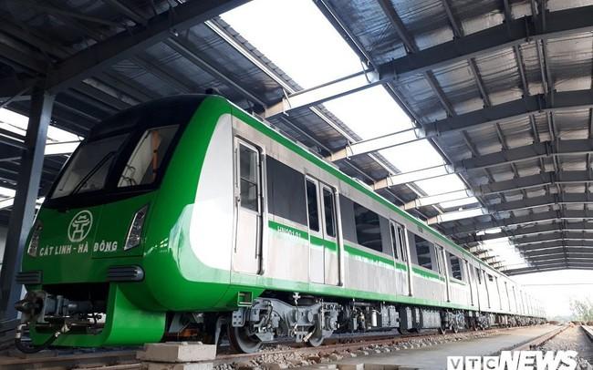 Hà Nội đề xuất cơ chế đặc thù đầu tư 3 tuyến đường sắt đô thị hơn 125.000 tỷ đồng