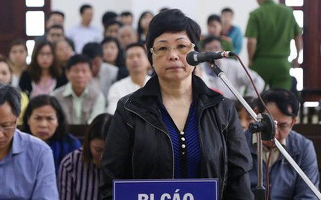VKS đề nghị bác kháng cáo, y án cựu đại biểu quốc hội Châu Thị Thu Nga tù chung thân