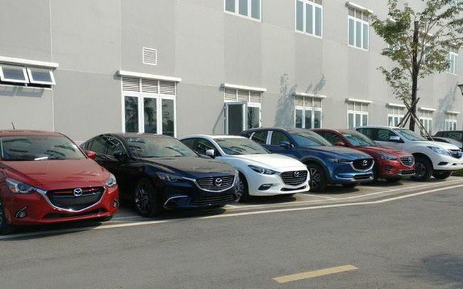 Quý I/2018 - Thời thế của các đại gia lắp ráp xe