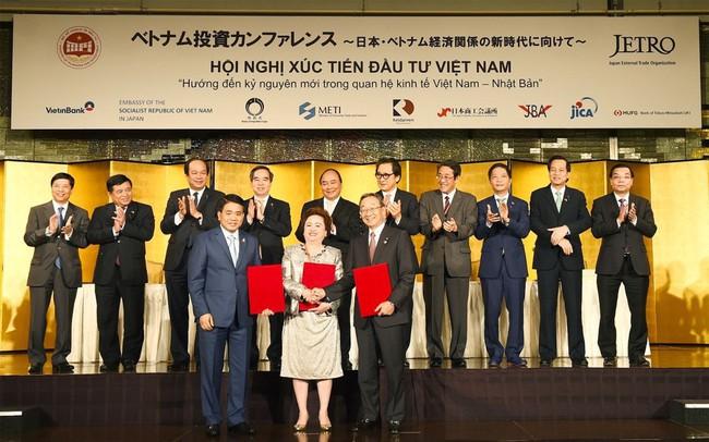 Cú bắt tay lịch sử giữa BRG với Sumitomo (Nhật Bản) và tham vọng xây thành phố thông minh tỷ đô hiện đại nhất Đông Nam Á