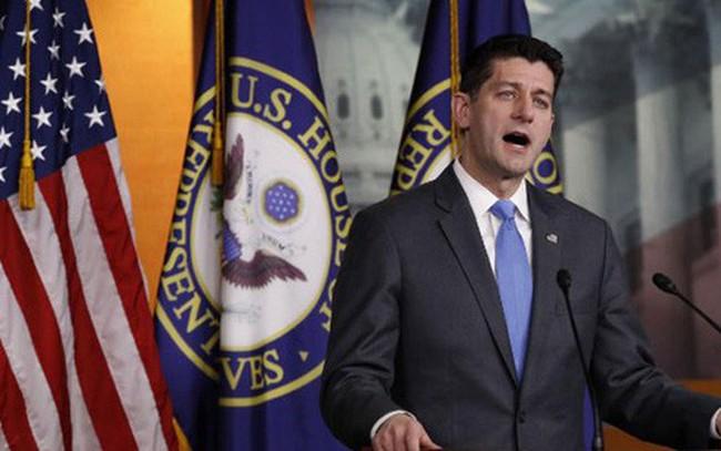 Chủ tịch Hạ viện Mỹ sắp nghỉ việc, Đảng Cộng hòa lo khủng hoảng lãnh đạo