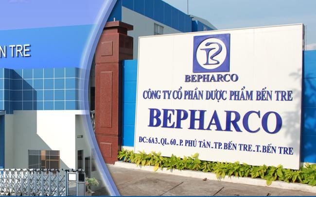 Bepharco (DBT): Quý 1 lãi 6 tỷ đồng