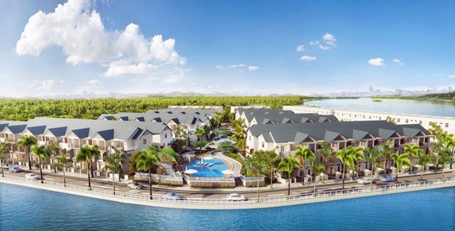 Dự án SIMCity Premier Homes và Valencia Riverside là tâm điểm Khu Đông