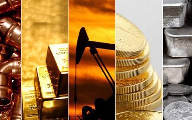 Hàng hóa ngày 13/4: Giá nhôm, gạo và cao su tăng trong khi dầu, vàng, cà phê, than đá giảm