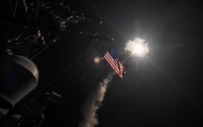 Phương Tây nã 105 tên lửa, phòng không Syria bắn hạ 71 quả