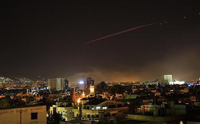 Lầu Năm Góc công bố video tên lửa hành trình Tomahawk tấn công Syria