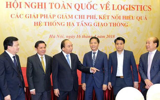 Bộ trưởng Công thương Trần Tuấn Anh chia sẻ 3 cơ hội lớn phát triển ngành logistics Việt Nam