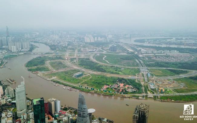 [Chuyển động dự án tỷ đô 2018] Tập đoàn Hàn Quốc sắp xây siêu dự án tại Thủ Thiêm