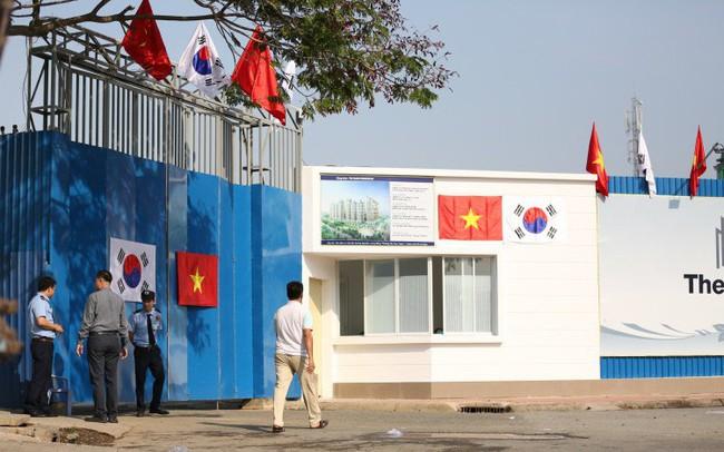 """Tranh chấp Dự án The Mark """"phả hơi nóng"""" vào quan hệ đầu tư Việt - Hàn"""