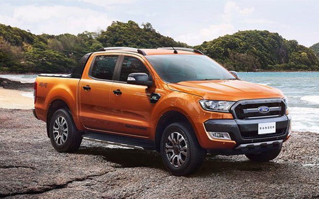 Không đạt tiêu chuẩn khí thải, Ford Ranger và Everest có thể sẽ phải tái xuất