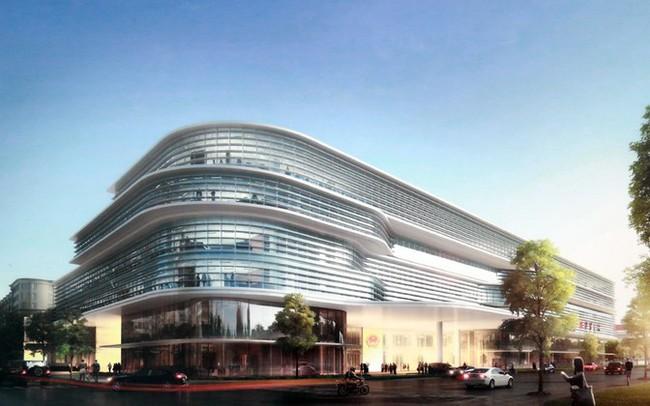 Trung tâm hách chính TP.HCM trong tương lai đẹp như khách sạn 5 sao