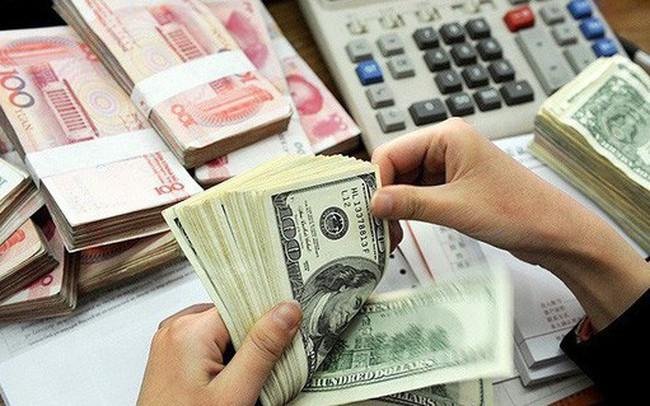 Trung Quốc mua trái phiếu kho bạc Mỹ mạnh nhất 6 tháng