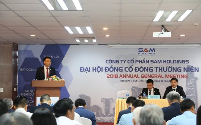 Chuẩn bị đưa mảng bất động sản lên sàn, công ty của Shark Vương đặt mục tiêu tăng trưởng trên 20%