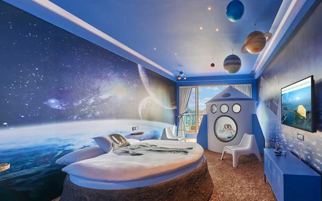 """Mức giá """"không tưởng"""" cho một đêm ngủ tại khách sạn ngoài không gian đầu tiên trên thế giới"""