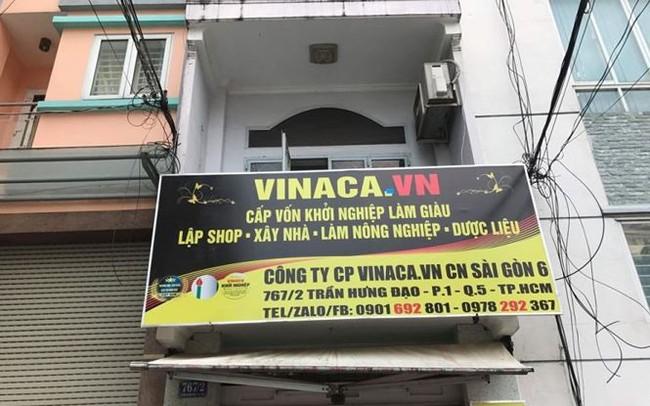 Phát hiện nơi bán thuốc chữa ung thư bằng bột than tre của Vinaca
