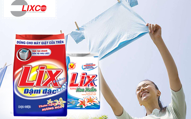 Bột giặt LIX báo lãi hơn 33 tỷ đồng quý 1, tăng trưởng 18% so với cùng kỳ