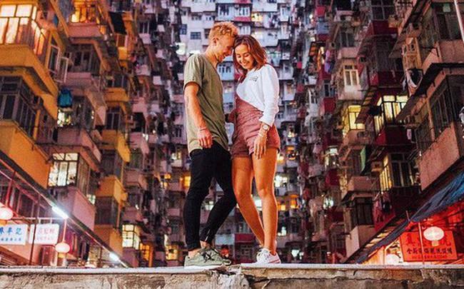 Mới 23 tuổi, cặp đôi được trả lương 6 con số để chu du khắp thế giới và cho ra đời những bức ảnh đẹp mê đắm