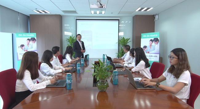 Jio Health - Hướng tới dịch vụ y tế hoàn hảo và chất lượng