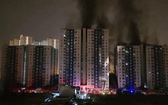 Trung bình mỗi năm, Tp.HCM có 7 vụ cháy tòa nhà cao tầng