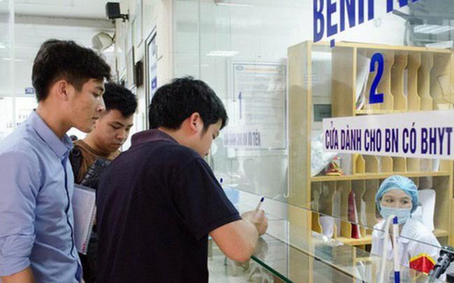 1,2 triệu người Hà Nội sẽ được cấp thẻ BHYT mẫu mới