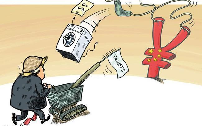 Căng thẳng thương mại Mỹ - Trung : Vì sao không chỉ các doanh nghiệp thép hay thịt lợn bị tác động?